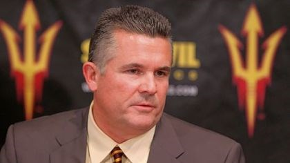 Graham Todd Graham: Strategically placed pitchforks?