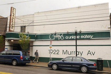 gulliftys exterior murray ave Gullifty's has been a staple in Squirrel Hill for more than 30 years.