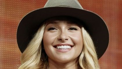 "Hayden Panettiere Hayden Panettiere -- Sings all of her own songs on ""Nashville."""