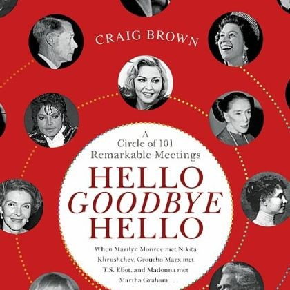 """Hello Goodbye Hello"" (2012) by Craig Brown"