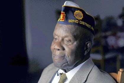 Henry Parham Henry Parham of Wilkinsburg will join 17 other American veterans at a ceremony at the French embassy in Washington, D.C., to recieve the Legion of Honor, the highest military decoration in France.