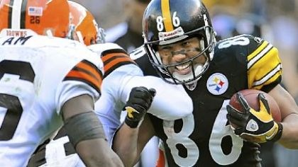 "Hines Ward Steelers wide receiver Hines Ward on his team's failure to reach the playoffs: ""It's all our own fault. We have no one to blame or finger-point. If we take care of business in November, we wouldn't be in this position."""