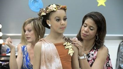 "Holly Hatcher-Frazier with daughter Nia Holly Hatcher-Frazier, one of the moms on Lifetime''s ""Dance Moms,"" with daughter, Nia."