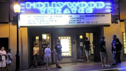 Hollywood Theater Silent Partner and the Nardozi Brothers will perform together again at the Hollywood Theater.