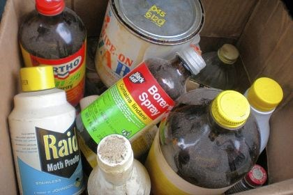 household chemicals For the past 10 years, the Pennsylvania Resources Council has held events to collect hard-to-recycle items, household chemicals and, more recently, drugs.