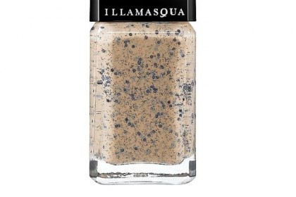 Illamasqua speckled polish Illamasqua speckled polish, available at www.illamasqua.com and select retailers.