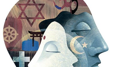 Illustration: Many faiths