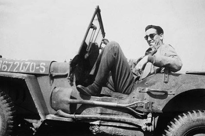 J.D. Salinger J.D. Salinger served in World War II.