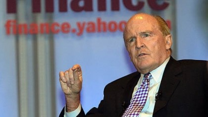 Jack Welch Jack Welch, former chairman and CEO of General Electric.