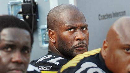 James Harrison James Harrison: Fourth in the AFC this season with 10 sacks.