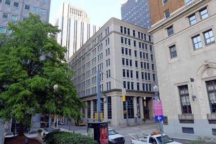 james reed Developers are looking at the James Reed Building on Sixth Avenue in Downtown to be the site of a future upscale hotel.