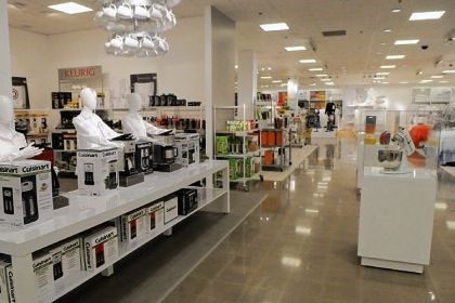 jcp2 The revamped home department at J.C. Penney at the Mall at Robinson opened earlier this month.