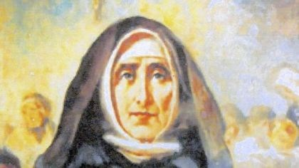 Jeanne Jugan Jeanne Jugan, founder of the Little Sisters of the Poor, is to be canonized today in Rome.