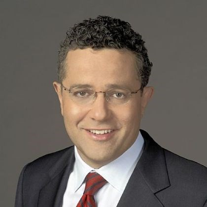"Jeffrey Toobin Jeffrey Toobin -- ""The government can't really regulate campaigns."""
