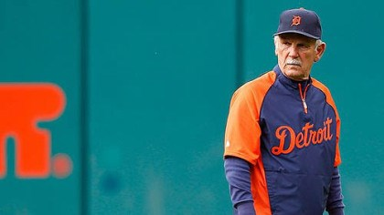 Jim Leyland Now ex-Tigers manager Jim Leyland announced that he is retiring from baseball.