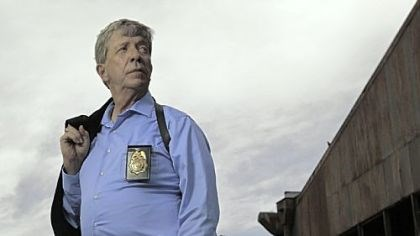 "Joe Kenda Joe Kenda discusses cases on the true crime show ""Homicide Hunter: Lt. Joe Kenda."""
