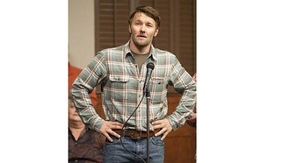 "Joel Edgerton Joel Edgerton on ""The Odd Life of Timothy Green"": ""This movie to me, it's warm and it's funny and it's entertaining, but it also says something cool ... ."""