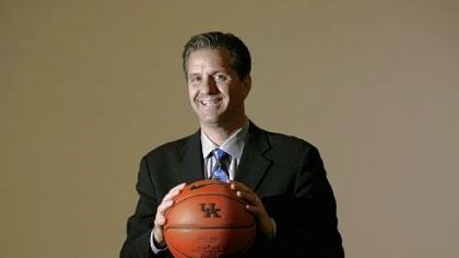 John Calipari John Calipari -- Next in the line of Rupp