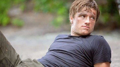 "Josh Hutcherson Actor Josh Hutcherson makes many young hearts beat faster as Peeta in ""The Hunger Games."""