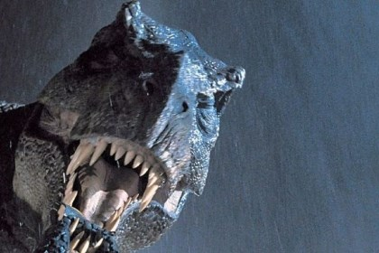 "'Jurassic Park' Special effects wizard Stan Winston orchestrated the teams behind ""Jurassic Park's"" dinos, including the terrifying Tyrannosaurus rex."