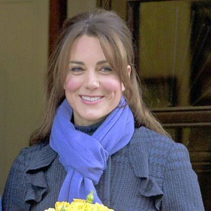 kate Kate Middleton, duchess of Cambridge, as she leaves a hospital in central London Thursday bearing an heir to the British throne.