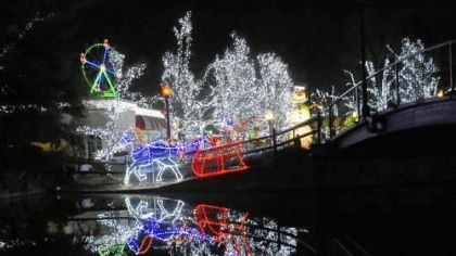 Pittsburgh Christmas Lights & Holiday Decorations for Families
