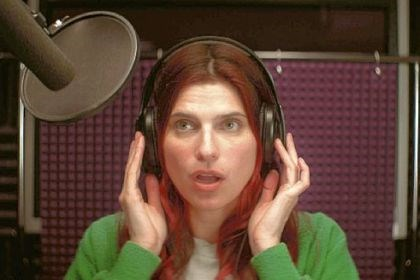 "Lake Bell Lake Bell stars in ""In a World."""