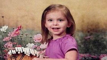 leia Leia Cleeves, age 4, found safe after being abducted by her biological father Kevin Cleeves, who is a suspect in a triple homicide in Quincy Township, Franklin County.