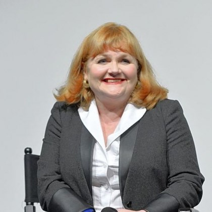 Lesley Nicol Actress Lesley Nicol.
