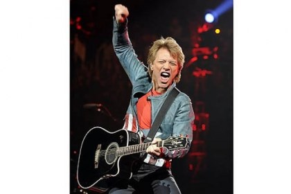 "'Lost Highway' Bon Jovi performs ""Lost Highway."""