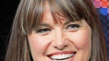 Lucy Lawless Actress Lucy Lawless.
