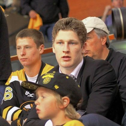 mackinnon Nathan MacKinnon is expected to be picked No. 1 by Colorado in the NHL draft today.