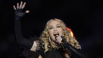 Madonna Madonna, who performed Feb. 5 at halftime of the Super Bowl, is coming to Pittsburgh for a Nov. 6 show.