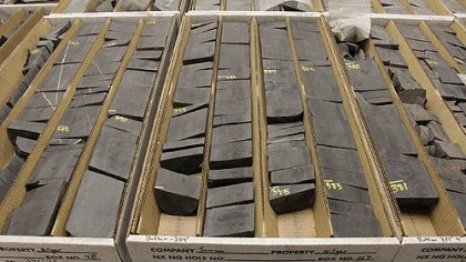 Marcellus research rocks Penn State has one of the most extensive collections of Marcellus shale cores. Each core costs about $20,000 to extract using specialized equipment. University researchers rely on industry money to pay for these rocks.