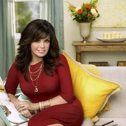 "Marie Osmond Marie Osmond will host a weekday talk show on the Hallmark Channel called ""Marie"""