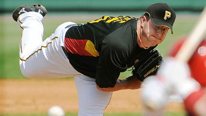 Matt Capps Pirates closer Matt Capps has rededicated himself, ready to deliver on an already promising season.