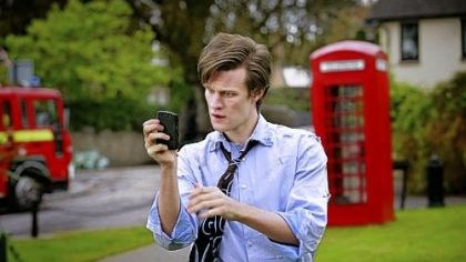 "Matthew Smith in ""Doctor Who"" Matthew Smith is the latest actor to fill the shoes of ""Doctor Who."""