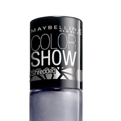 Maybelline Color Show Nail Lacquer Maybelline Color Show Nail Lacquer, the Shredded Collection.
