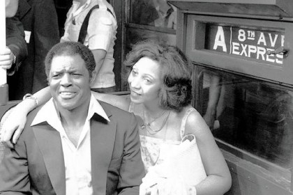 Mays Baseball great Willie Mays and his wife, Mae, in 1979.