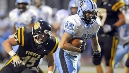 McCauley R.J. McCauley is a two-way standout for Seneca Valley at tight end and linebacker.