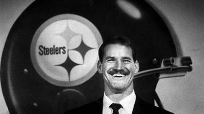 Meet William Laird Cowher New Steelers coach Bill Cowher during a press conference at Three Rivers Stadium on Tuesday, Jan. 1, 1992.