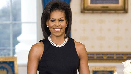 Michelle Obama Want to have arms that look like the First Lady's? Get moving.