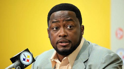 Mike Tomlin Steelers coach Mike Tomlin said the Steelers have no plans to sign another quarterback.
