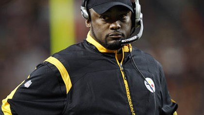 "Mike Tomlin Steelers coach Mike Tomlin described the Bengals as, ""A very hot football team."""