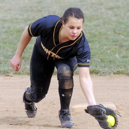 Montour Softball Shortstop Stacey Capp provides a veteran presence for Montour.