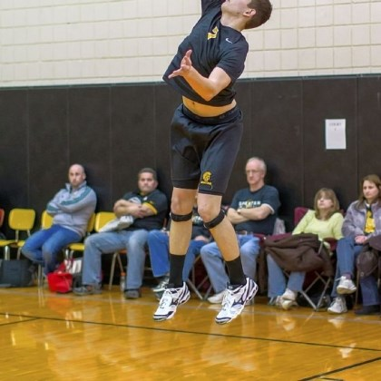 Montour Volleyball Montour's Josh Sullivan was an All-WPIAL selection last year.