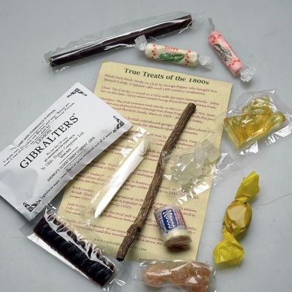 More candy Historic candy of the 1800s.