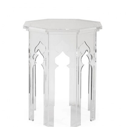 Moroccan Side table Moroccan Side table from Bernhardt Interiors line.