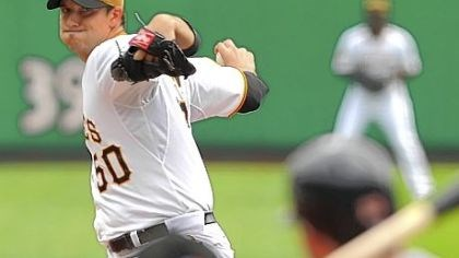 Morton delivers Charlie Morton turned in a quality start for the Pirates, going seven innings and giving up three runs, but it wasn't enough to pick up his 10th win of the season.