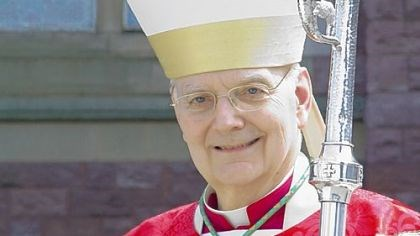 Most Rev. Donald W. Trautman Most Rev. Donald W. Trautman, bishop of Erie.